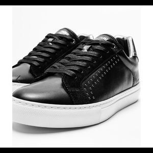 Zadig and & Voltaire sneakers. NWOT!!
